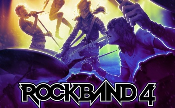rock band 4 image