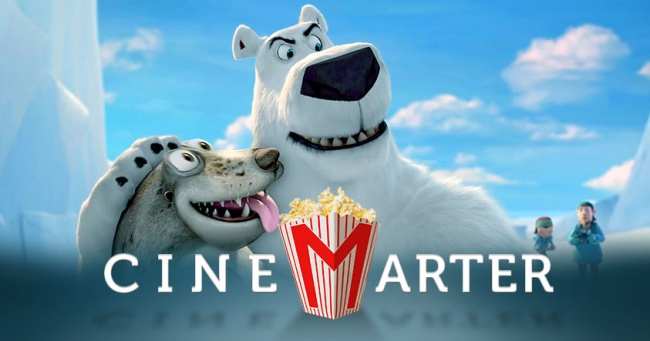 Norm of the North CineMarter Banner