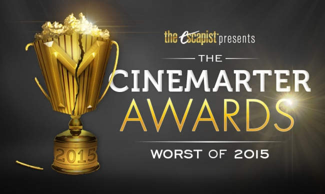 CineMarter Awards 2015 - Worst Banner