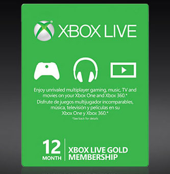 xbox live gold cheap deal coupon save the escapist