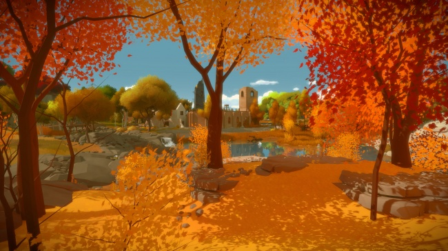 the witness screenshot 01