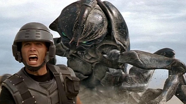 Starship Troopers Big Bug