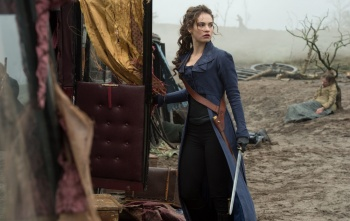 Pride and Prejudice and Zombies CineMarter #1