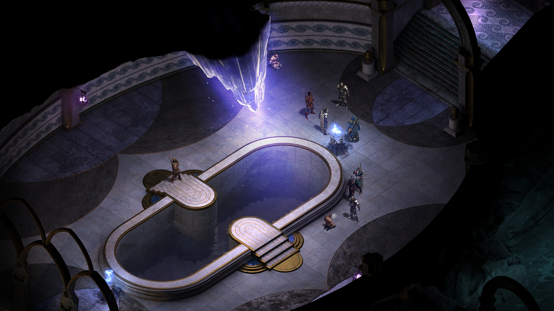 pillars of eternity the white march part 2 review
