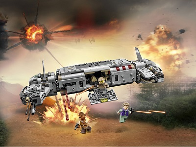 LEGO Star Wars Troop Transport