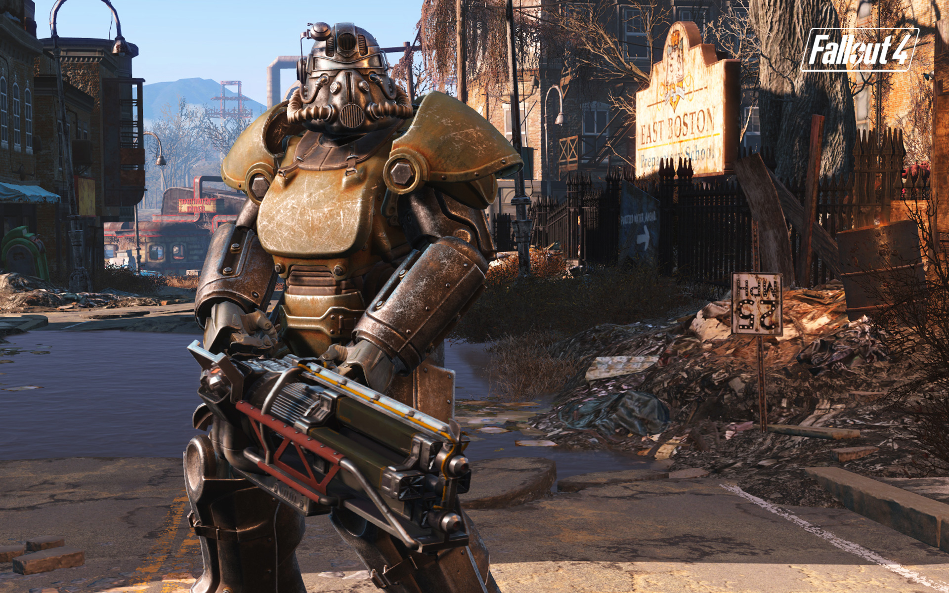Fallout 4 Brotherhood Of Steel Faction Ending Guide