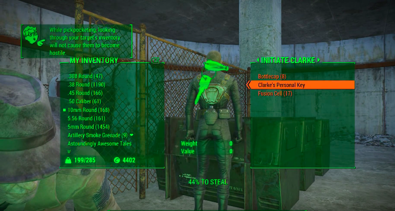 fallout 4 quest ids