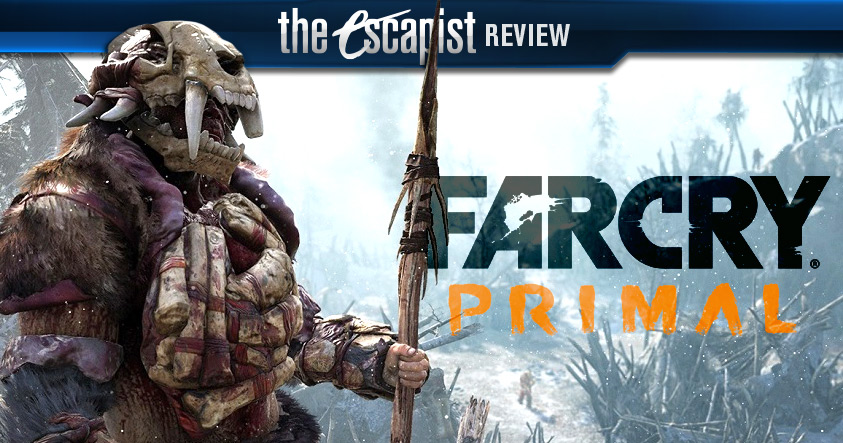 Far Cry Primal Review Reviews The Escapist