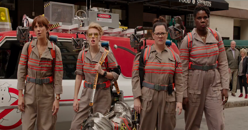 ghostbusters social
