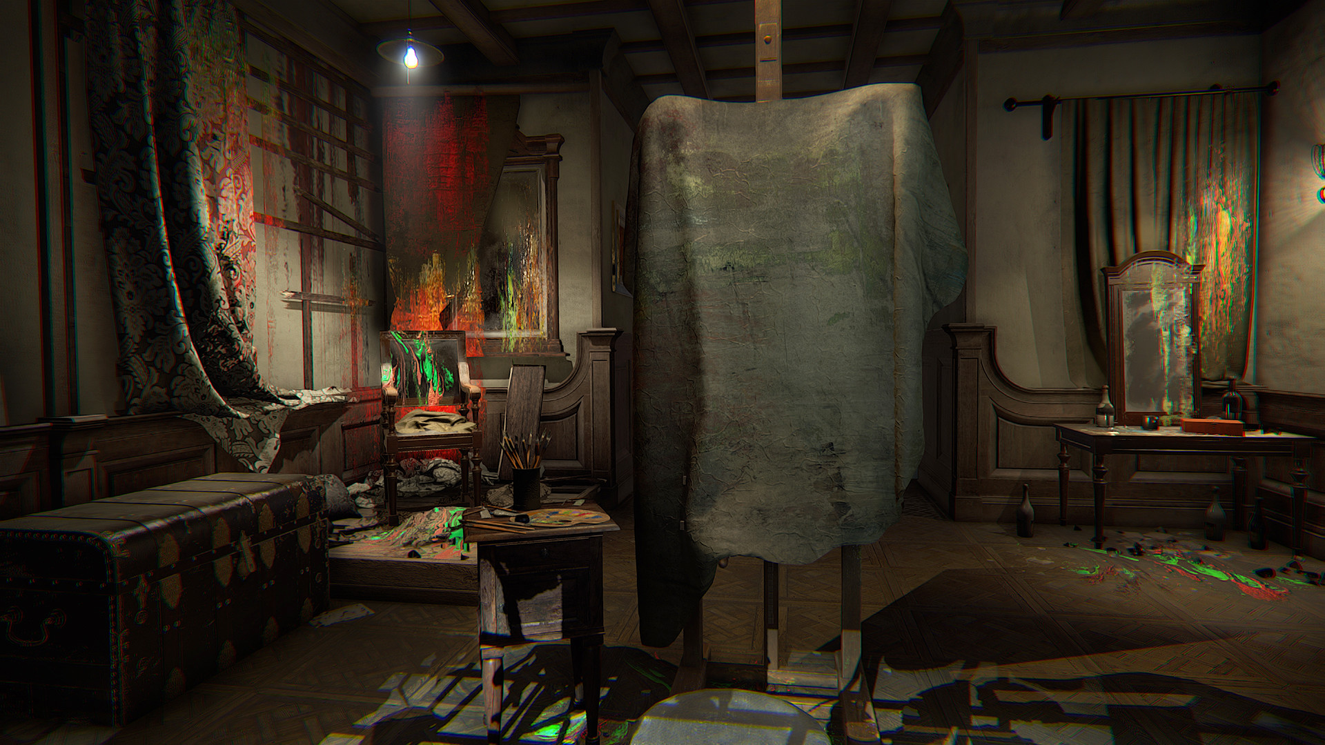 Layers Of Fear Alternate Endings Guide Walkthroughs The Escapist