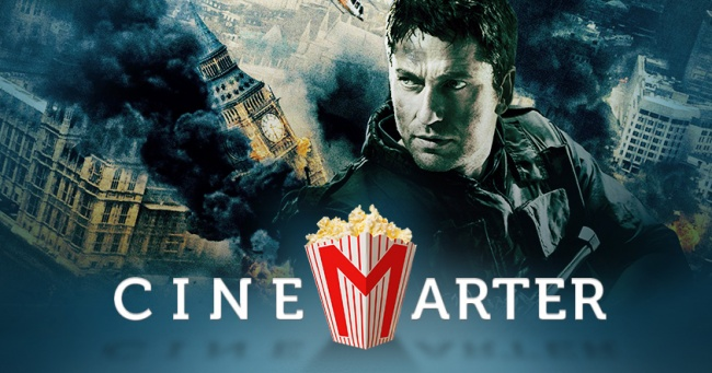 London Has Fallen CineMarter Banner