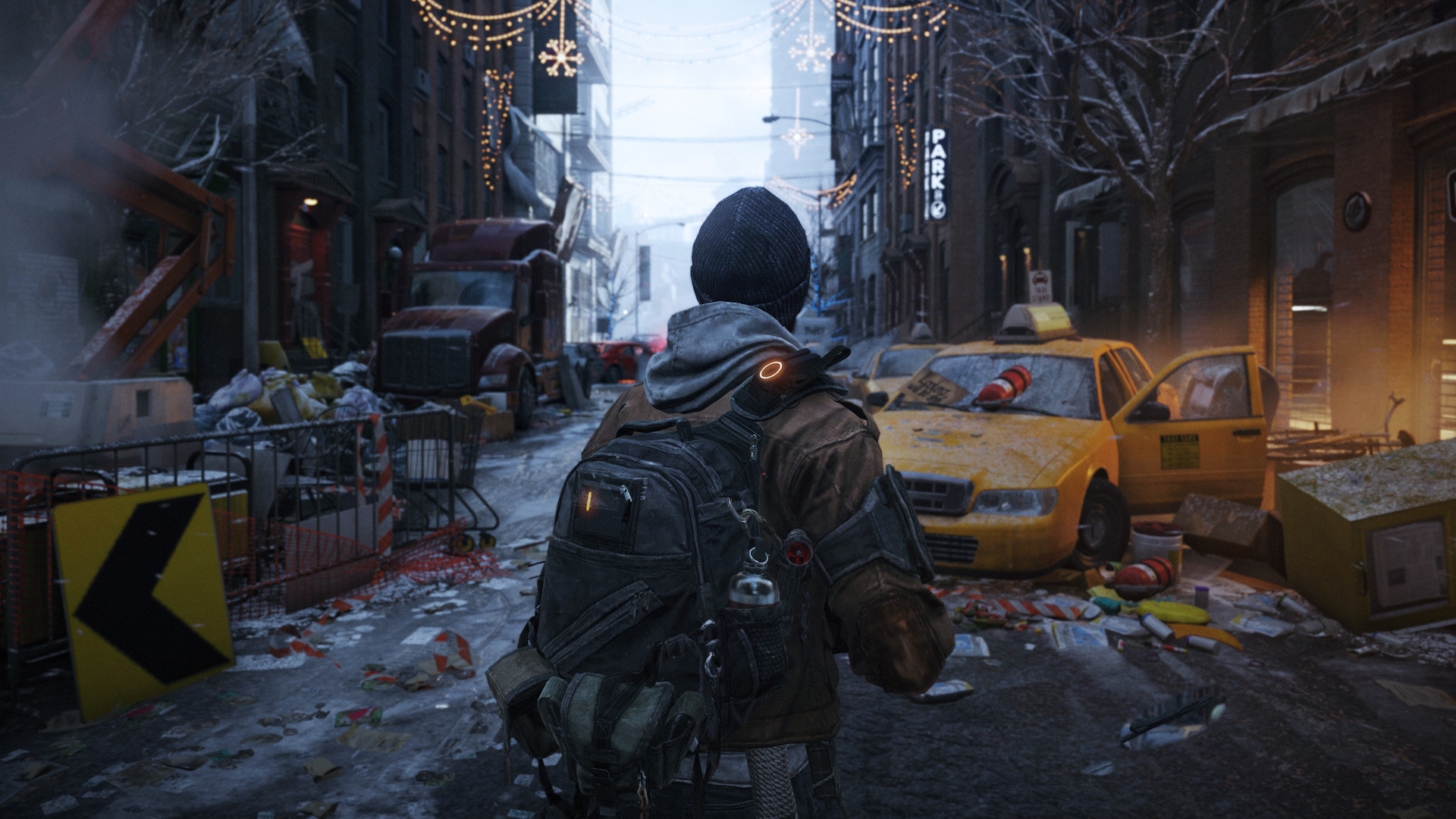 The Division Logo Large