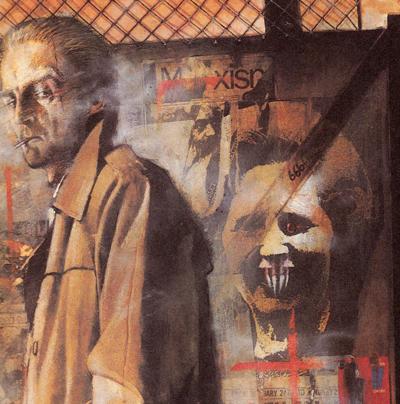 DC Comics Constantine The Hellblazer Fails To Capture John ...