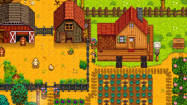 Stardew Valley Logo Large