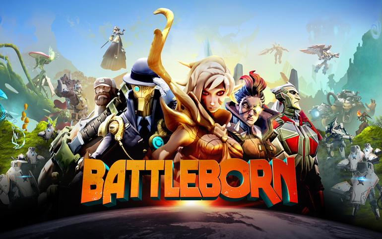 Battleborn Logo Large