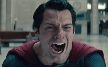 Man of Steel Scream