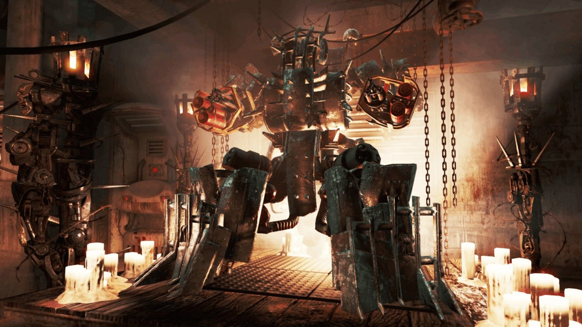 Fallout 4: Automatron - All New Weapons Locations | Walkthroughs