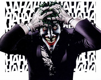 Killing Joke Joker