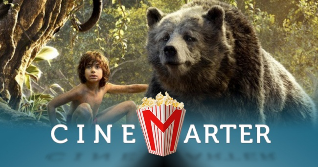 The Jungle Book CineMarter Banner