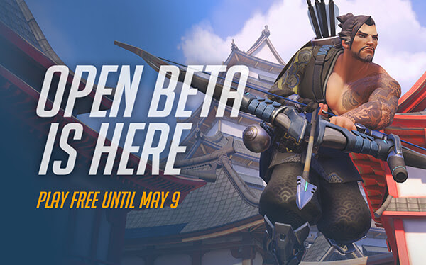 overwatch open beta