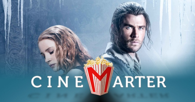 The Huntsman - Winter's War CineMarter Banner