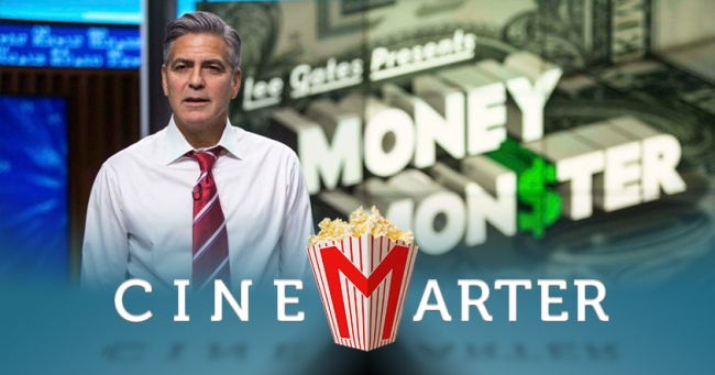 Money Monster CineMarter Banner