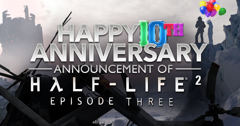 happy 10th half life