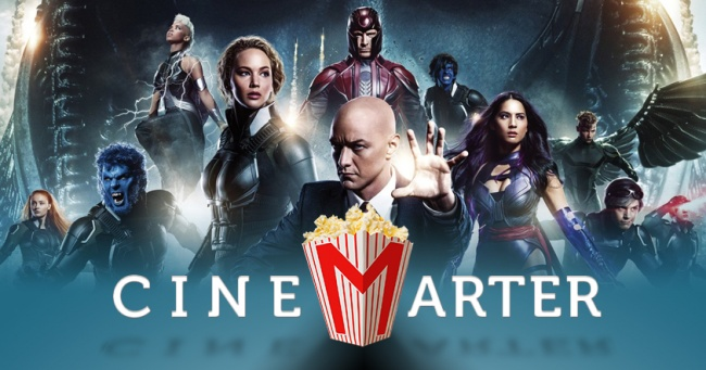 X-Men Apocalypse CineMarter Banner