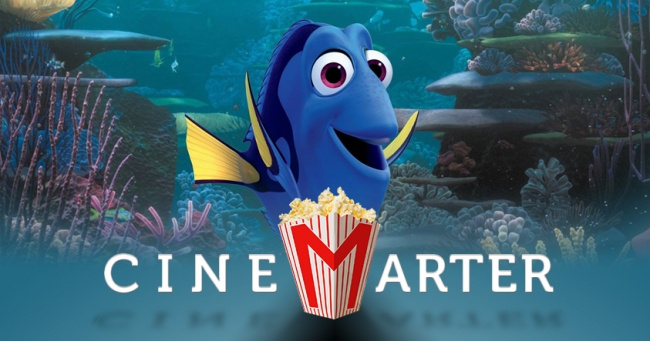 Finding Dory CineMarter Banner