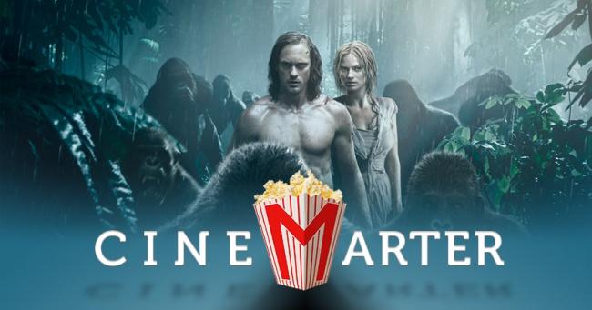 The Legend Of Tarzan 2016 Movie Review Cinemarter The Escapist