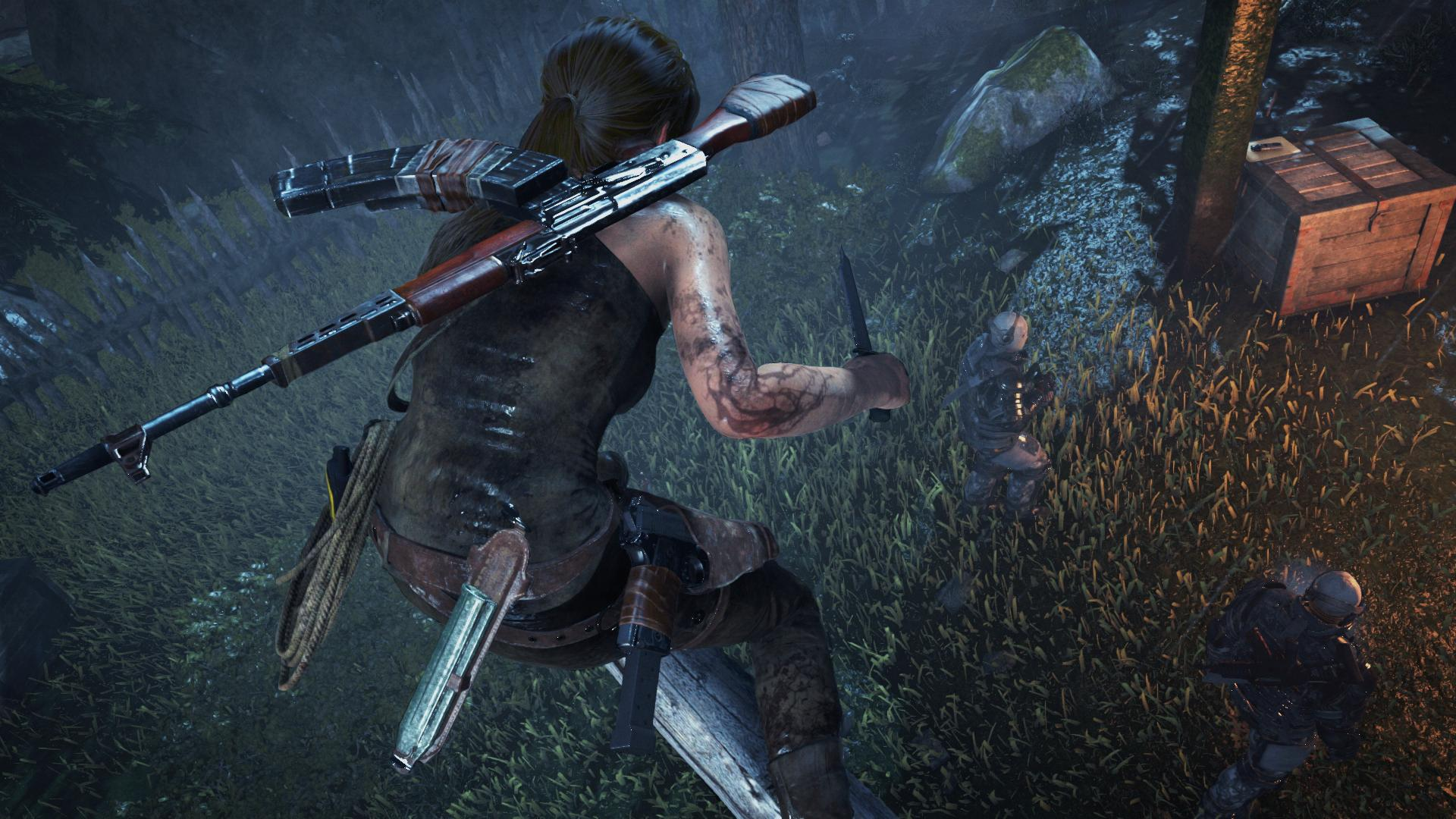 Rise Of The Tomb Raider Hits Ps4 This Fall The Escapist