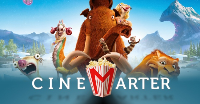 Ice Age 5 CineMarter Banner