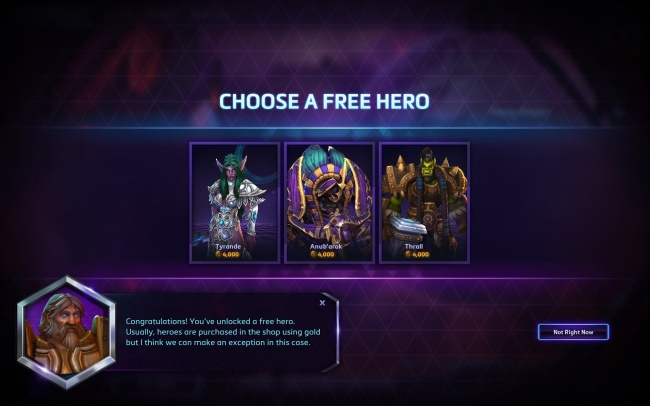 Heroes Of The Storm Free Hero Promotion The Escapist On january 21nd, 2019 anub'arak's popularity on the hots ladder based on heroes.report (link) and hotslogs. heroes of the storm free hero promotion