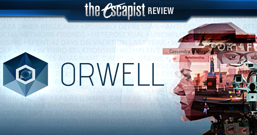Orwell review fb