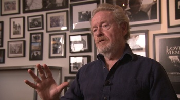 Ridley Scott Hates Superhero Movies #6