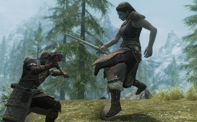 Eight SKSE Mods For Skyrim Special Edition   Gallery of the
