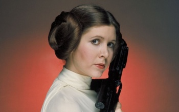 No Carrie Fisher CGI News #6
