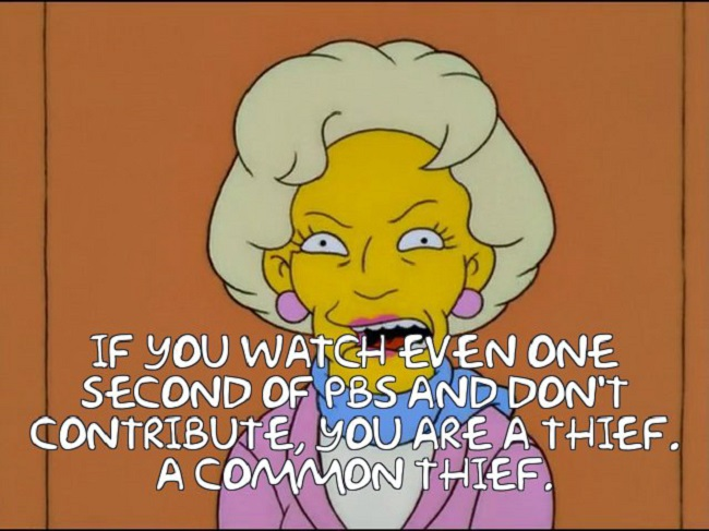 betty white common thief
