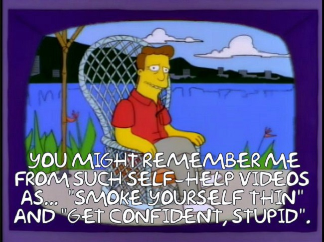 troy mcclure self help