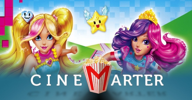 Barbie Video Game CineMarter Banner
