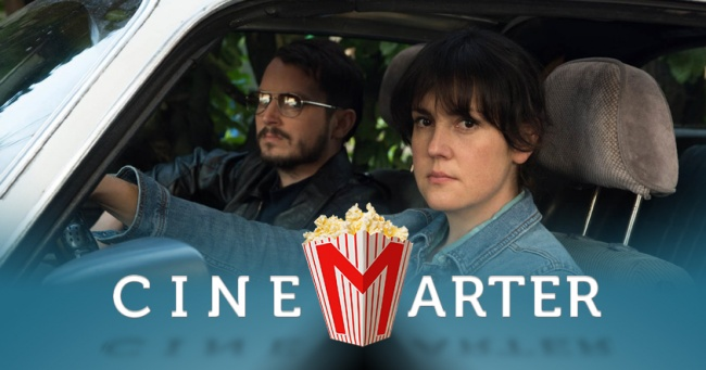 I Dont Feel at Home in This World Anymore CineMarter Banner