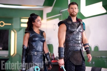 First Thor Ragnarok Photos News