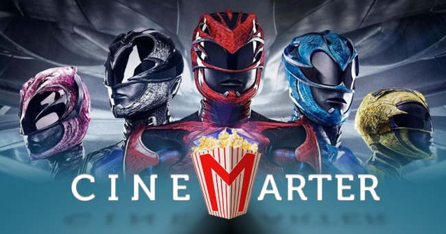 Power Rangers CineMarter Banner