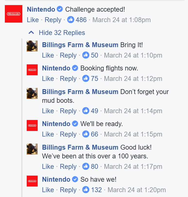 nintendo cow milking challenge accepted