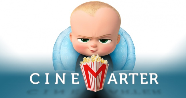 The Boss Baby CineMarter Banner
