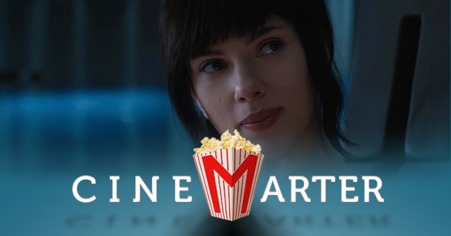 Ghost in the Shell CineMarter Banner