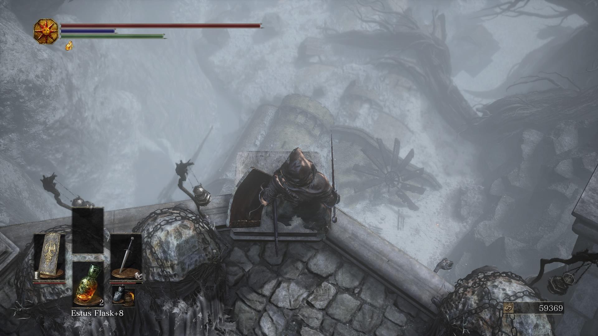 Dark Souls 3: The Ringed City - Full Walkthrough   Dreg Heap
