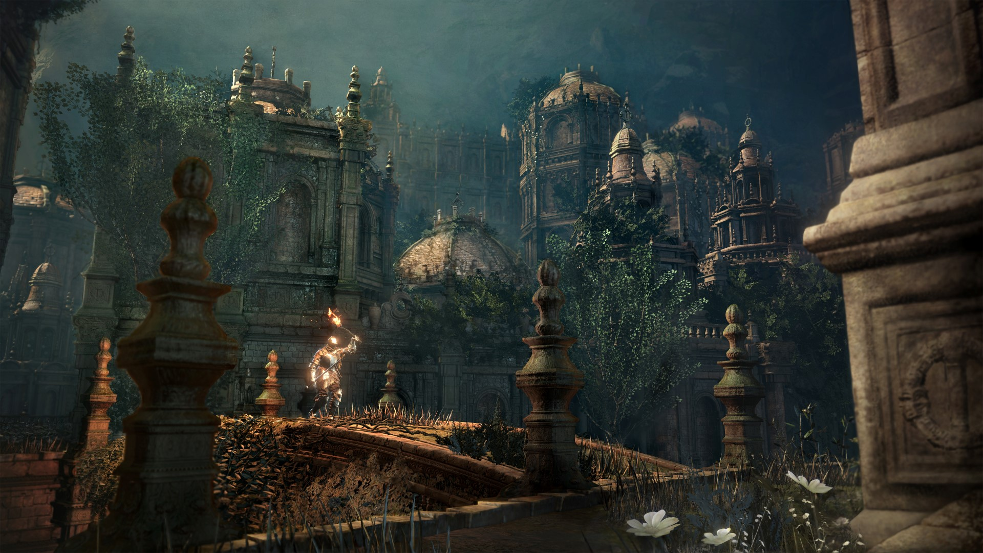 Dark Souls 3 The Ringed City Full Walkthrough The Ringed City