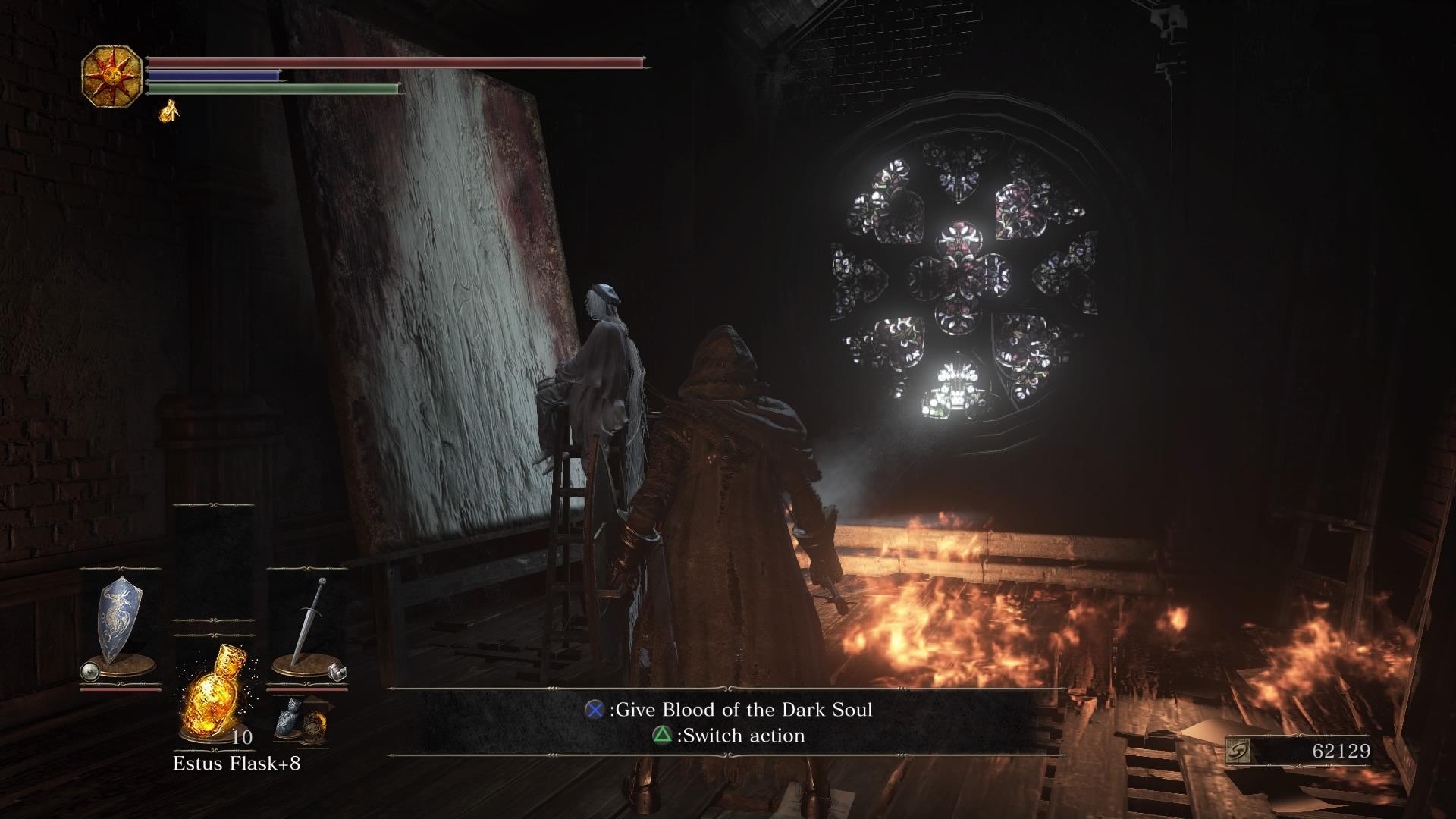 Dark Souls 3 The Ringed City Secret Ending Guide Walkthroughs