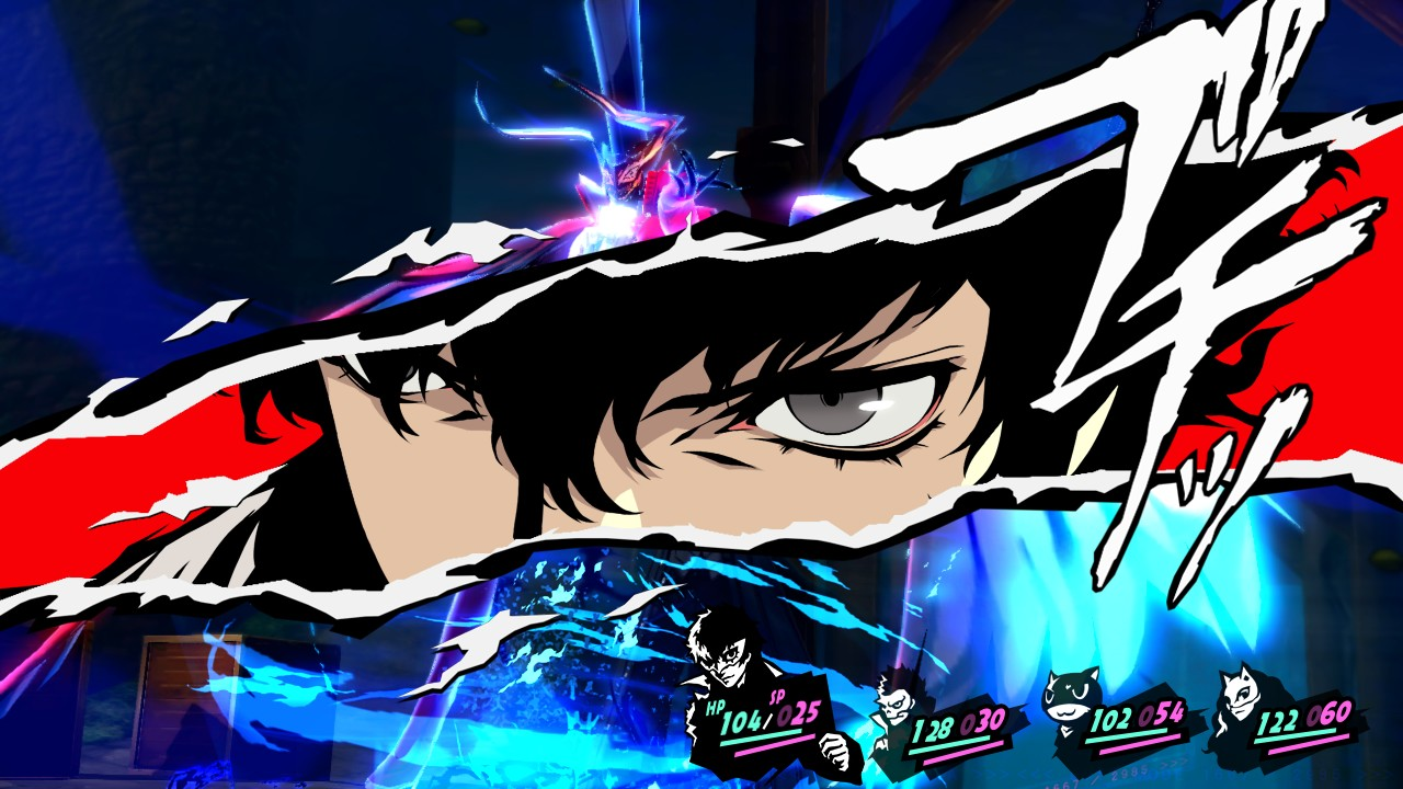 persona 5 hook up